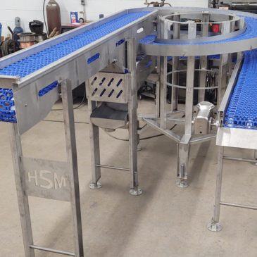 Check out our new Spiral Decline Conveyor!!!